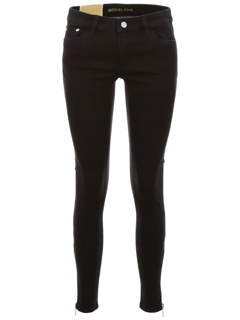 SKINNY JEANS WITH ZIP