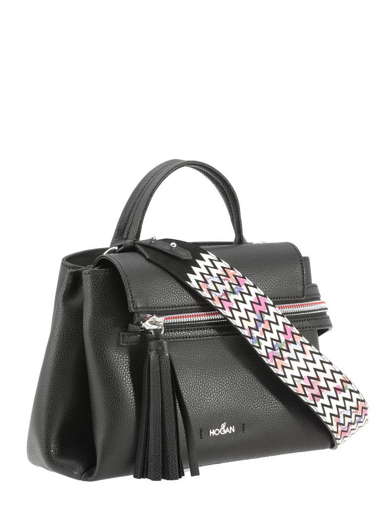 f40e67c34f HOGAN CLUBBING BAG, BLACK | ModeSens