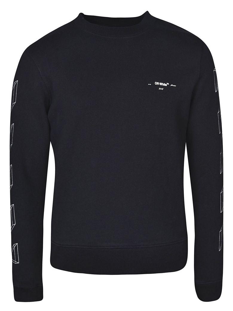 49ace3f536fc OFF-WHITE Arrows Print Sweatshirt