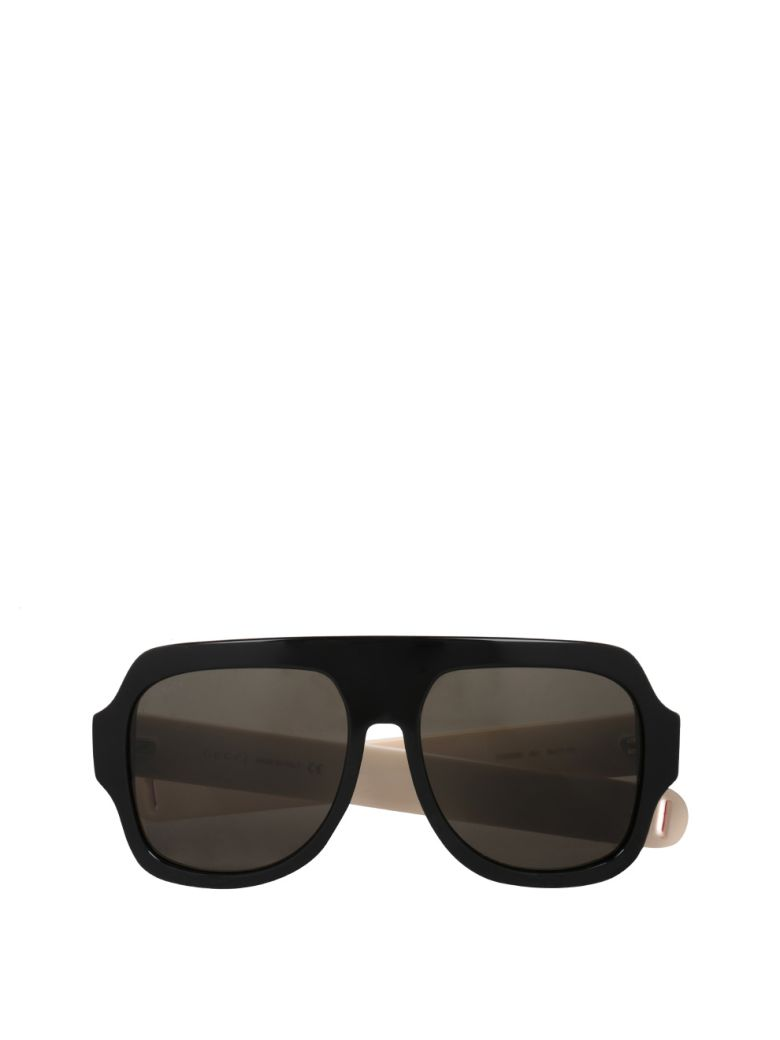 652f96ceca Gucci Web Acetate Sunglasses In Multicolor
