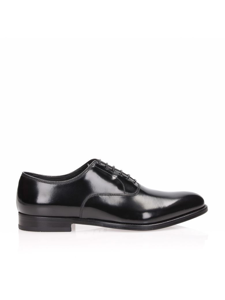 DOUCALS OXFORD LACE-UP SHOES