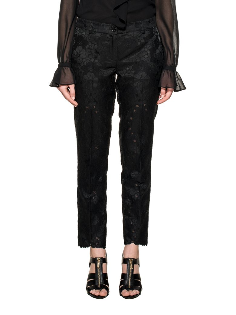 BLACK MIRANDA TROUSERS