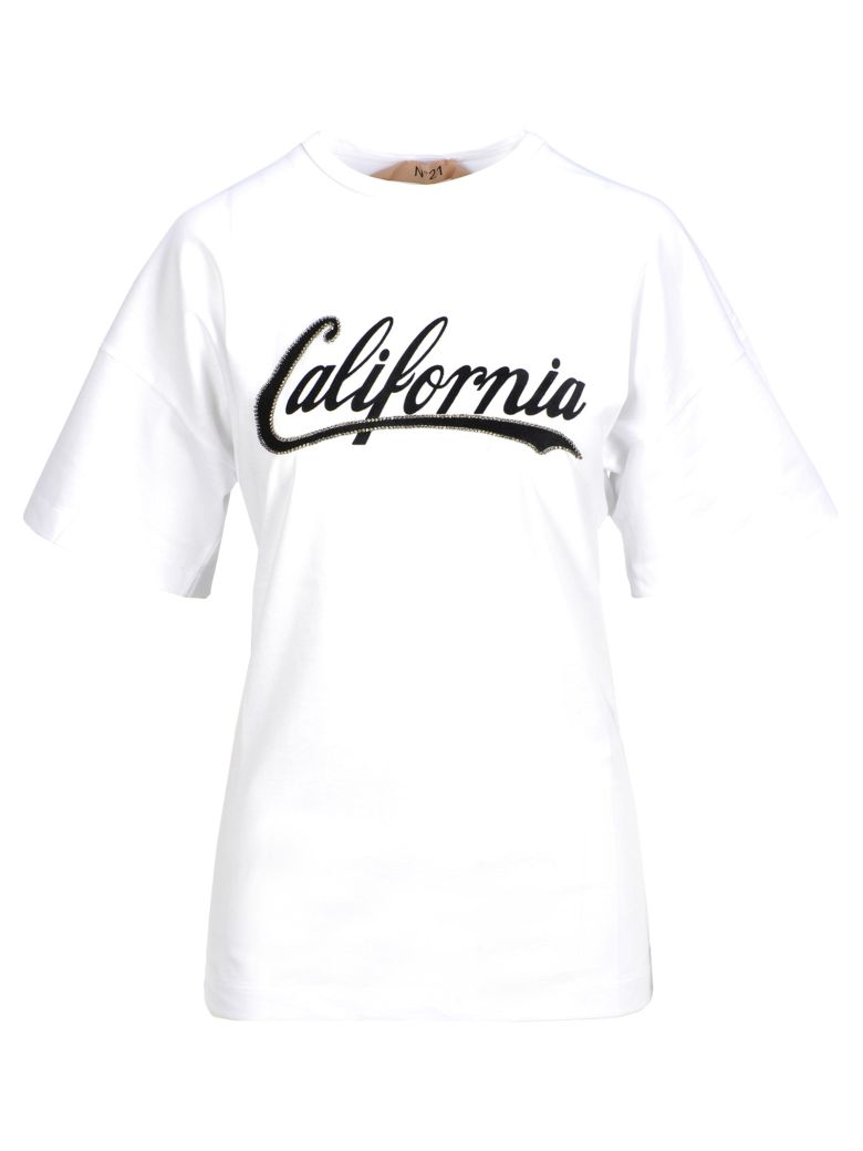 N21 TSHIRT CALIFORNIA