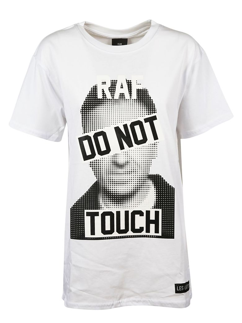 LES ARTISTS LES (ART)ISTS DO NOT TOUCH T-SHIRT