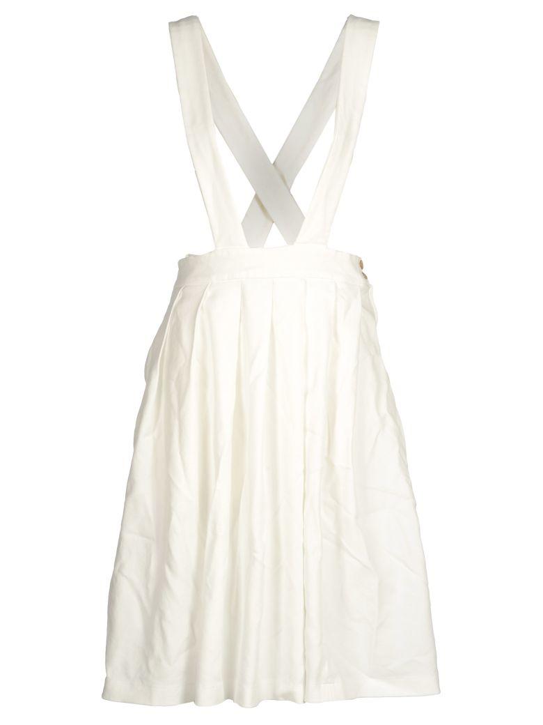 COMME DES GARCONS GIRL flared midi dress