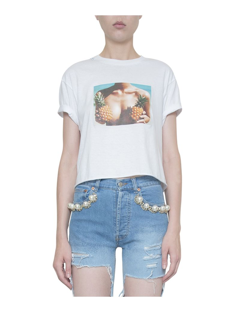 Forte Couture ANANS COTTON T-SHIRT