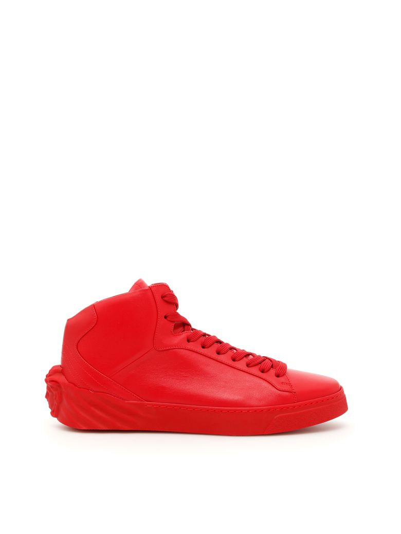 Palazzo Sneakers in Red