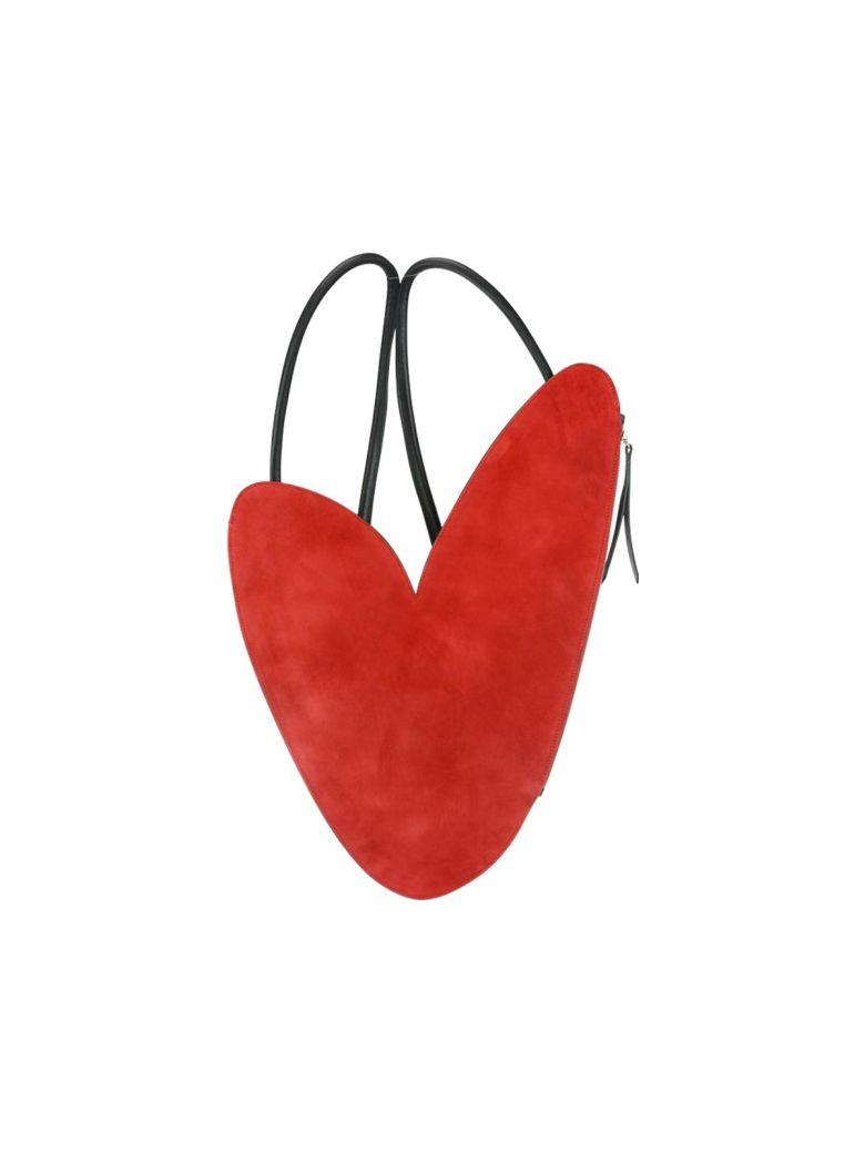 MICHELE CHIOCCIOLINI HEART BAG