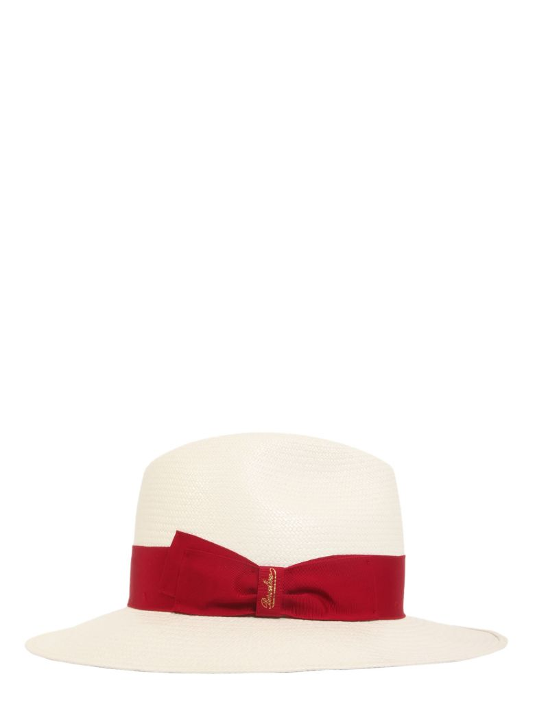 Borsalino WIDE-BRIMMED FINE PANAMA HAT