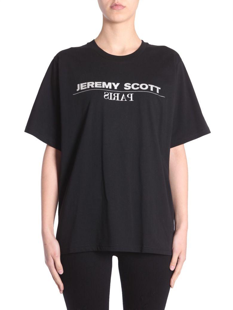 JEREMY SCOTT OVERSIZE FIT T-SHIRT