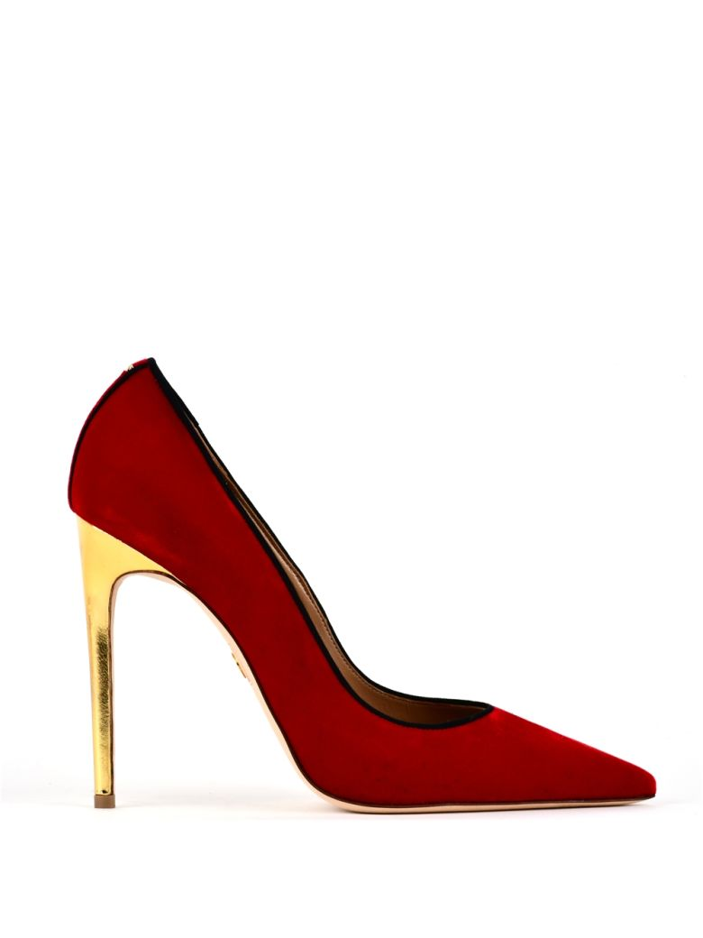 Dsquared Shoes in Rosso