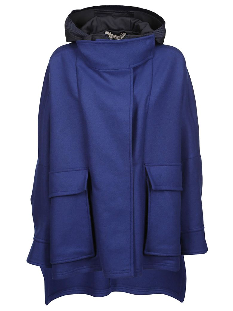 SPORTMAX HOODED JACKET