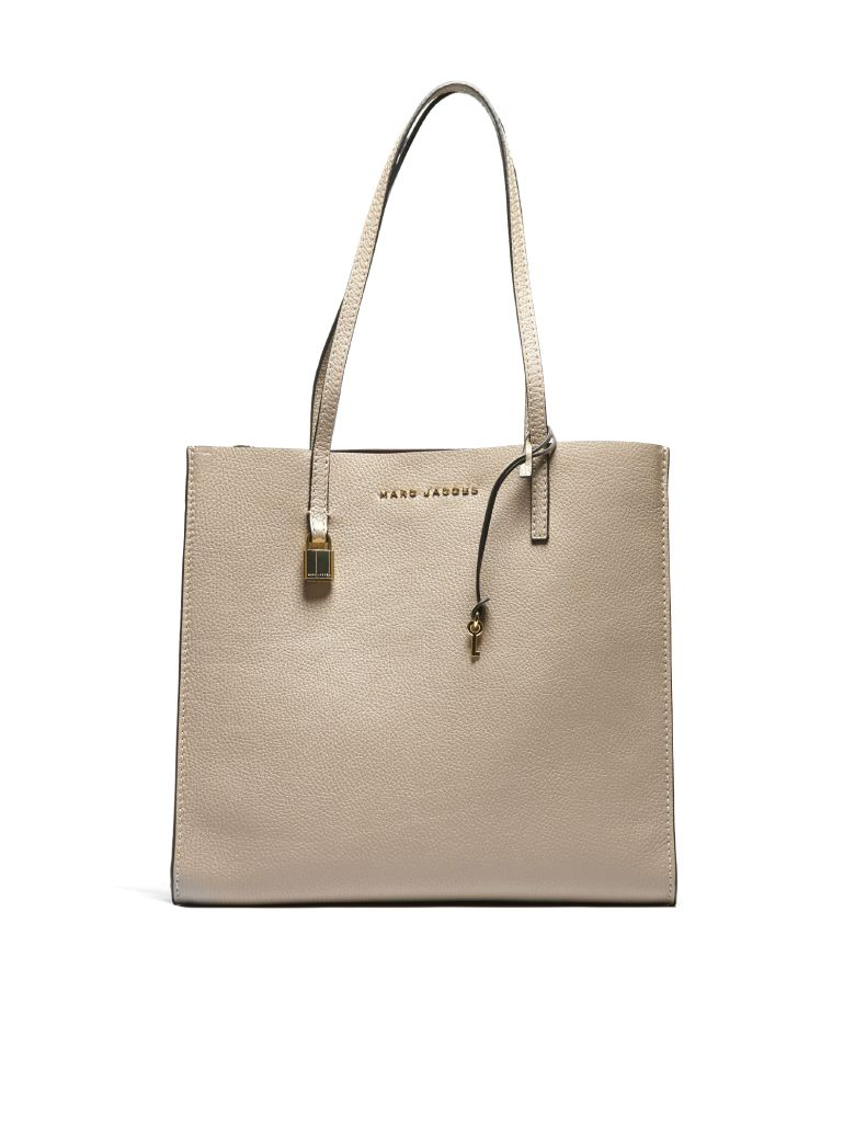 f6ea13aba MARC JACOBS THE GRIND SHOPPER TOTE, SABBIA | ModeSens