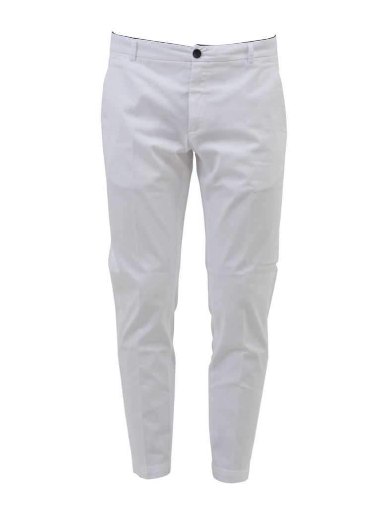 Department 5  WHITE TROUSERS