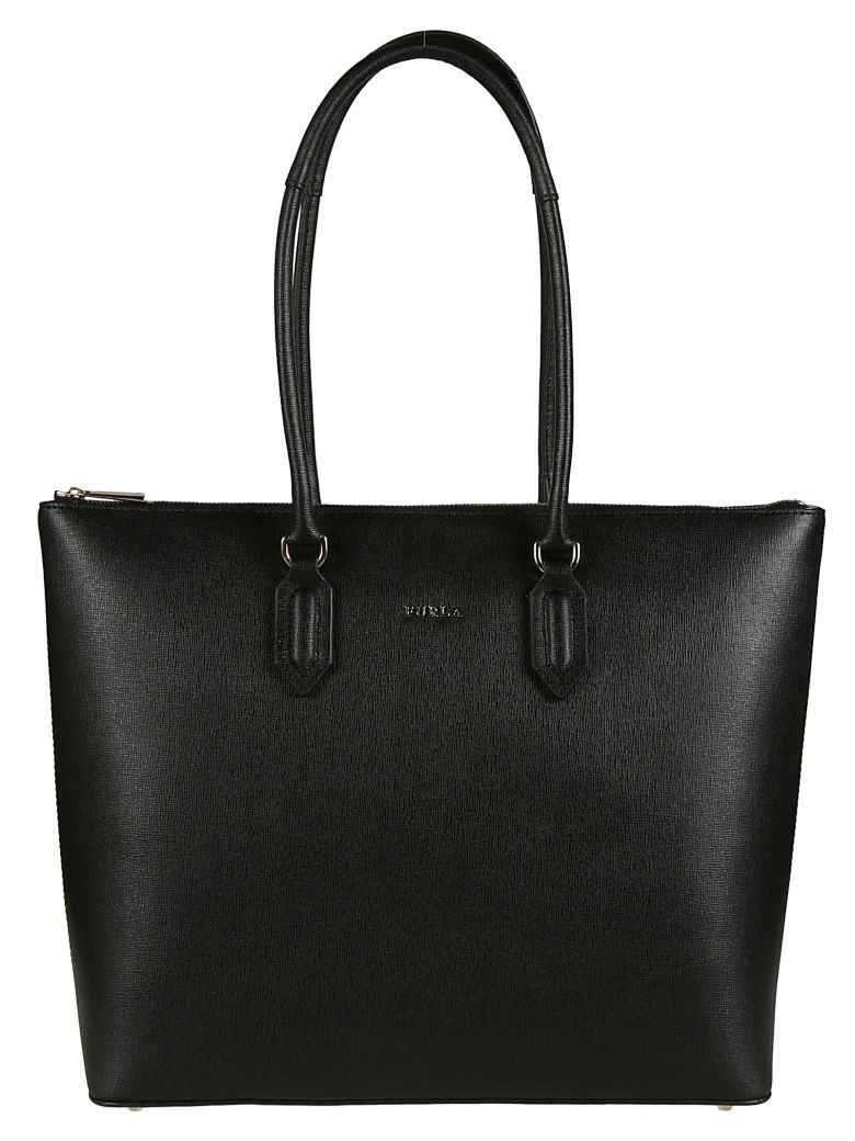 FRONT LOGO TOTE