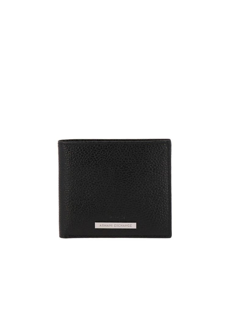ARMANI COLLEZIONI WALLET WALLET MEN ARMANI EXCHANGE