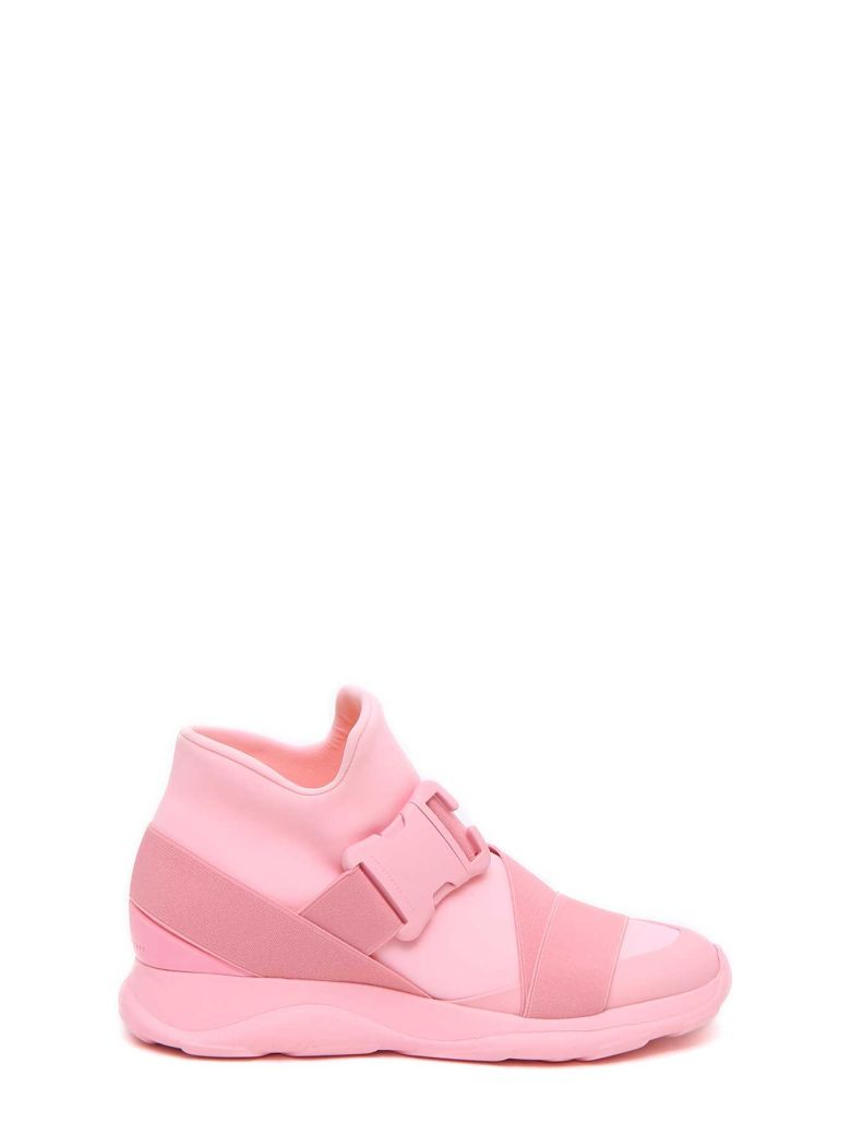 Christopher Kane High-top Slip-on Sneaker - Pink