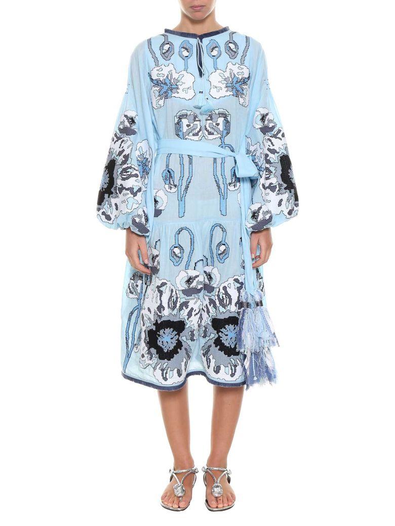 YULIIYA MAGDYCH COTTON DRESS