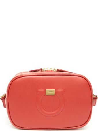 Salvatore Ferragamo Gancio City Bag