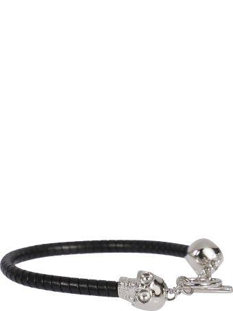 Alexander McQueen Skull Detail Bracelet