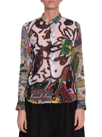 Comme des Garçons Multiprinted Shirt