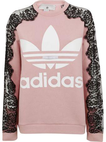 Stella McCartney Lace Details Sweatshirt