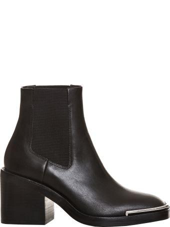 Alexander Wang Square Toe Boots