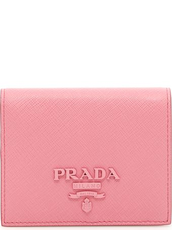Saffiano Vertical Wallet