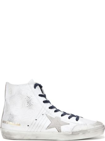 Golden Goose Francy Rose Sneakers