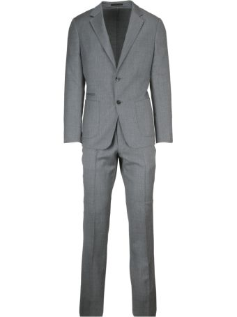 Z Zegna Two Piece Suit