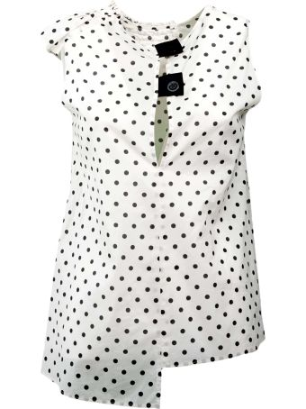 SEMICOUTURE Polka Dots Top