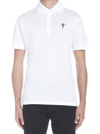 Alexander McQueen 'dancing Skeleton' Polo