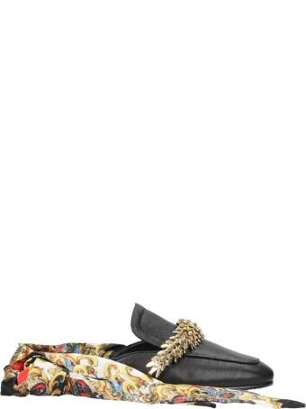 Ash Elite Silk Scarf Loafers