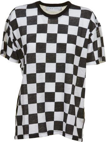 Iro Checked T-shirt