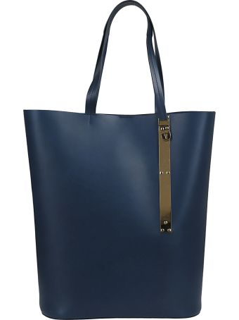 Sophie Hulme North And South Exchanged Tote