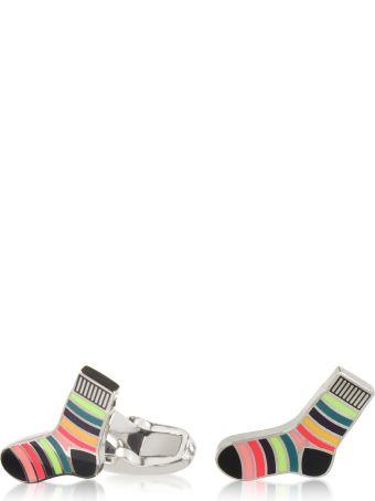Paul Smith Men's Sock Cufflinks