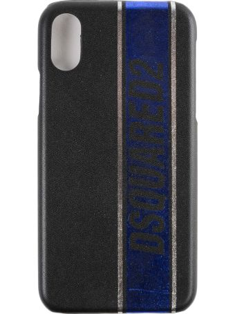 Dsquared2 Logo Iphone X Cover