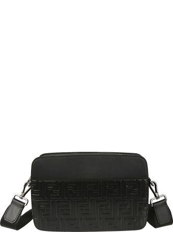 Fendi Front Logo Shoulder Bag