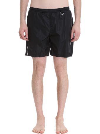 Low Brand Black Nylon Swimsuit