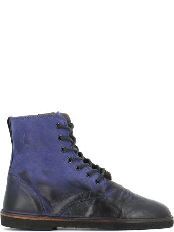 """Golden Goose Lace-up Boot """"g33ms633.b6"""""""