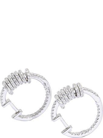 APM Monaco Piercing Earrings