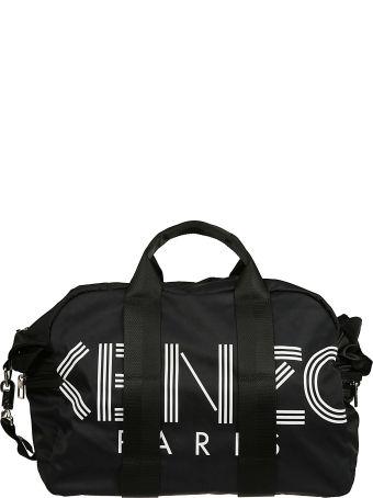 Kenzo Logo Print Holdall