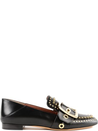 Bally Micro Studs Janelle Loafers