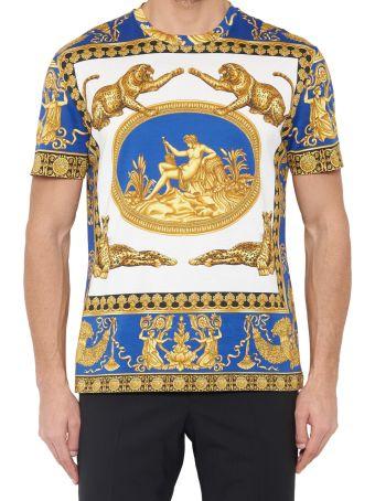 Versace 'signature' T-shirt