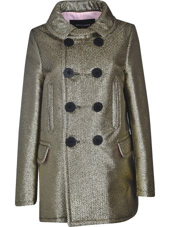 Dsquared2 Twill Peacoat