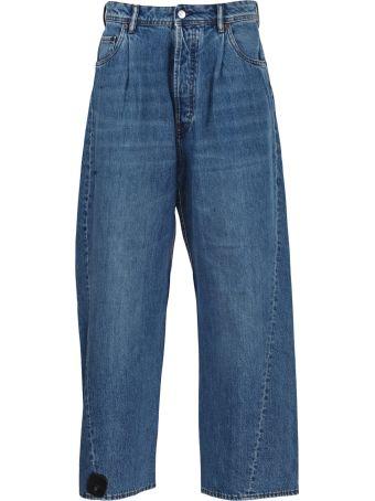 Acne Studios Acne Studio Wide Leg Jeans