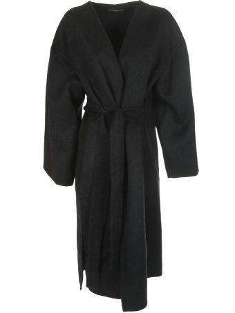 Acne Studios Tie Waist Cardi-coat