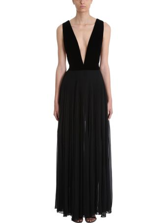 Givenchy Black Evening Dress