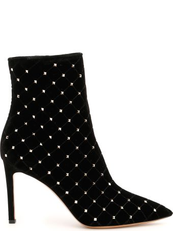 Valentino Rockstud Spike Boots