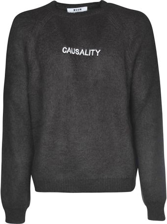 MSGM Casualty Sweater